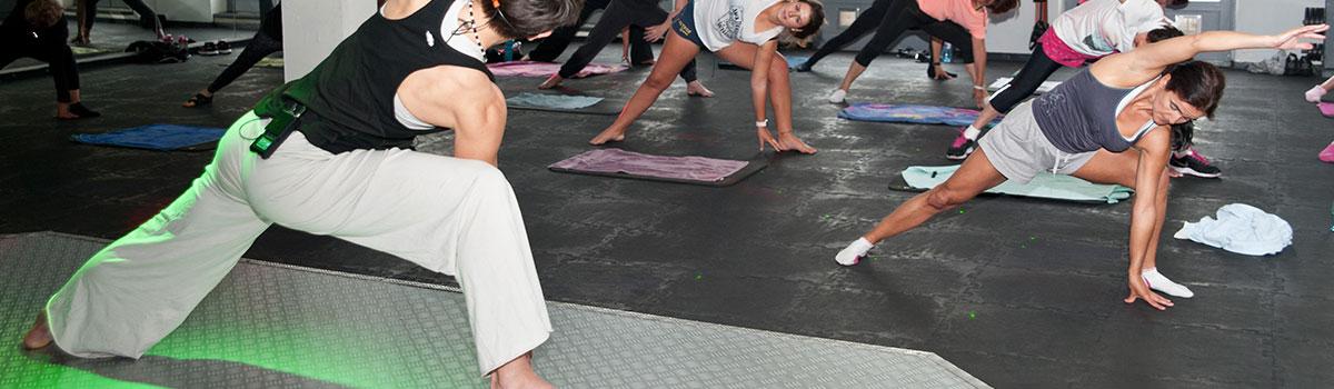 Les cours de Pilates