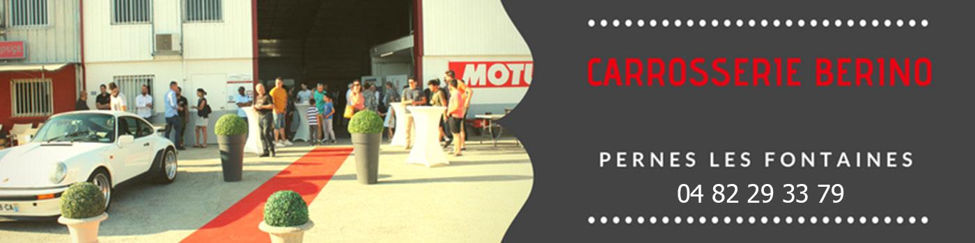 Pourquoi choisir le garage Carrosserie Berino?