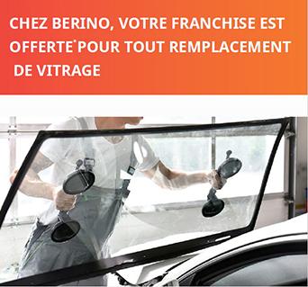 Réparation de pare-brise et vitrage - Garage à Pernes-les-Fontaines