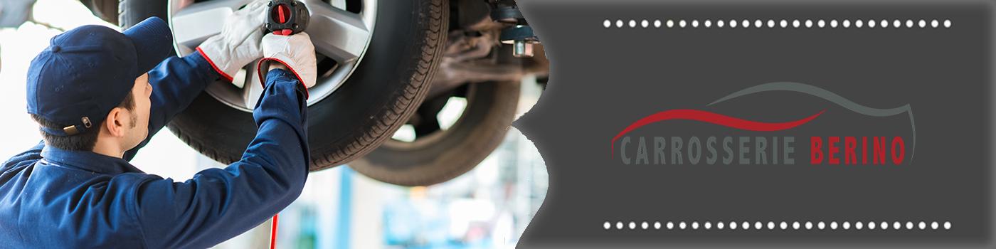 Réparation des pneumatiques - Garage à Pernes-les-Fontaines