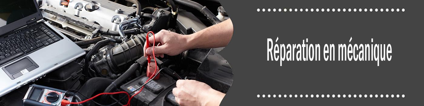Réparation en mécanique – Garage à Pernes-les-Fontaines