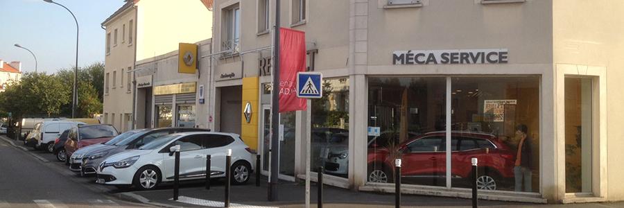 Garage Renault à Montreuil – entretien et vente automobile