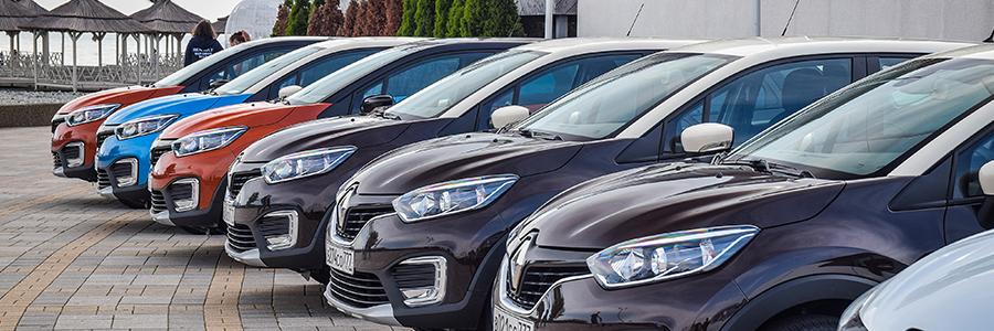La vente de véhicules utilitaires
