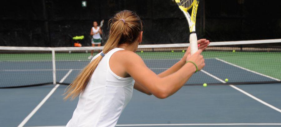 coach tennis cours particulier - perte de poids