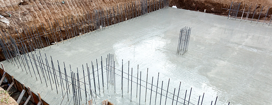 La construction de terrasse extérieure