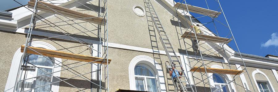 Ravalement de façades et peintures extérieures à Olivet