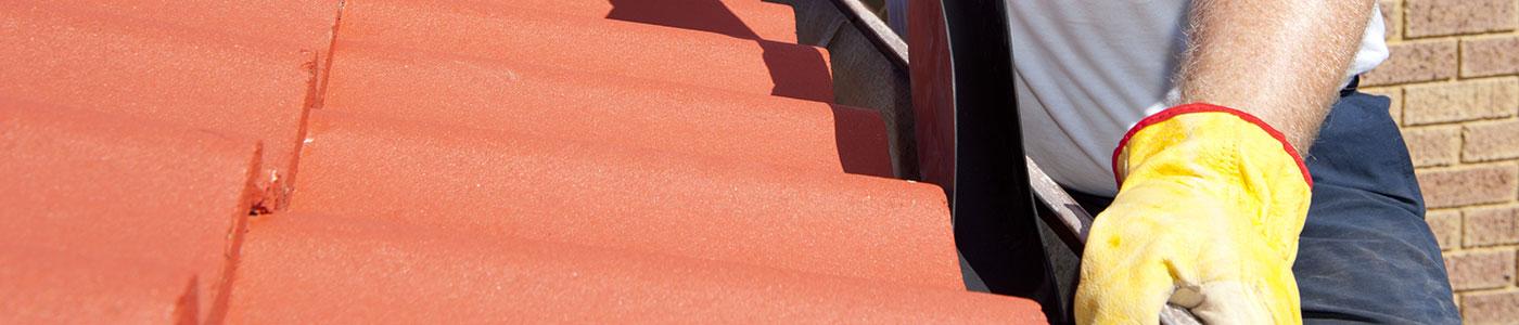 Réparation de toiture à Olivet
