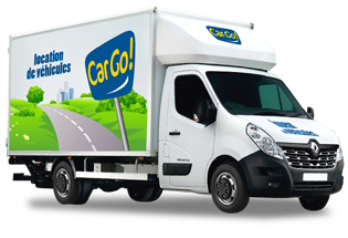 Type Renault Maxity ou Iveco Daily
