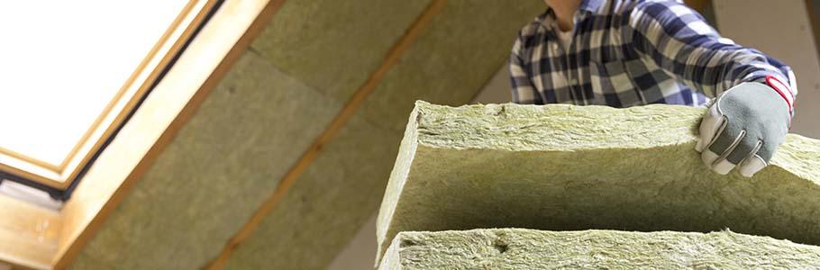 Entreprise d'isolation de la toiture