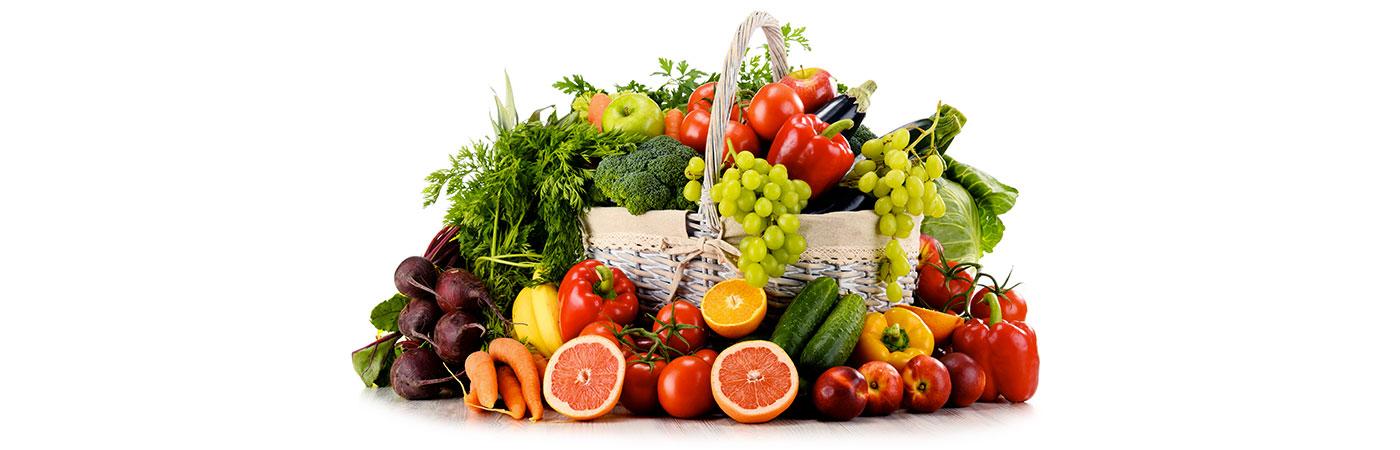 Des paniers de fruits et légumes sur-mesure