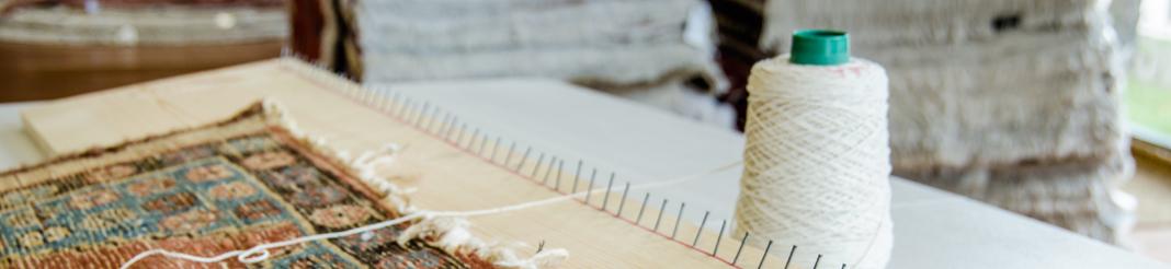 Entreprise de restauration de tapis à Paris - Galerie du Luxembourg