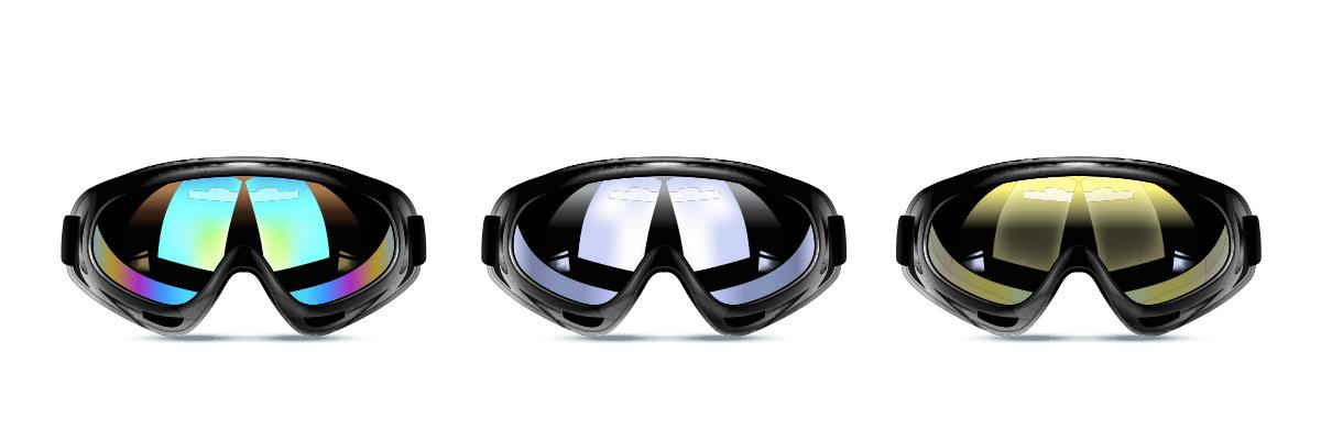 Les lunettes et masques de ski