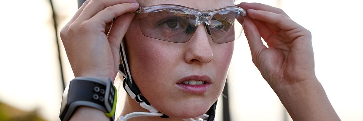 Les lunettes de sport