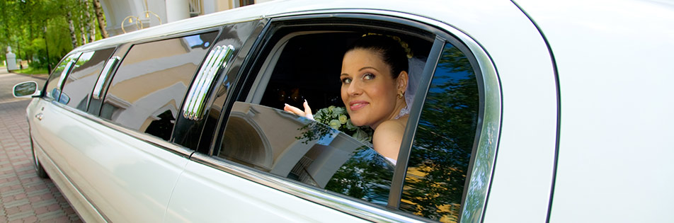 Limousine pour mariage