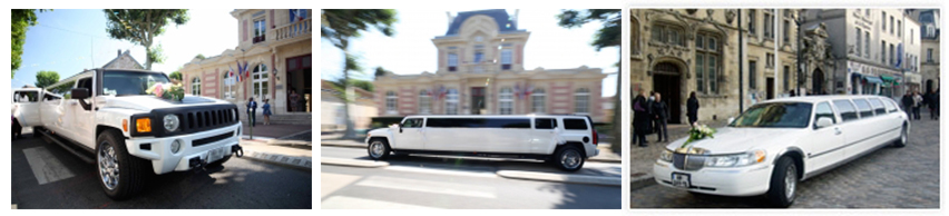 Location d'une limousine à Paris pour votre mariage