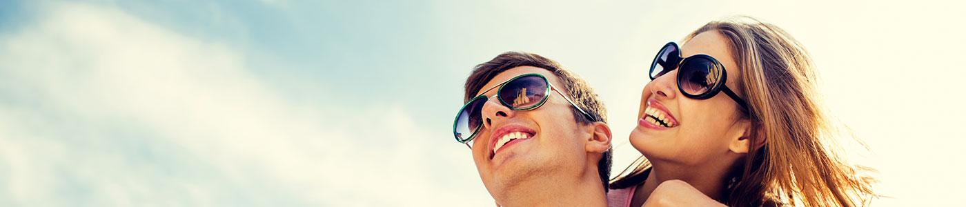 Les lunettes de soleil