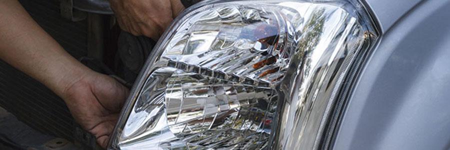 rénovation d'optique de phare