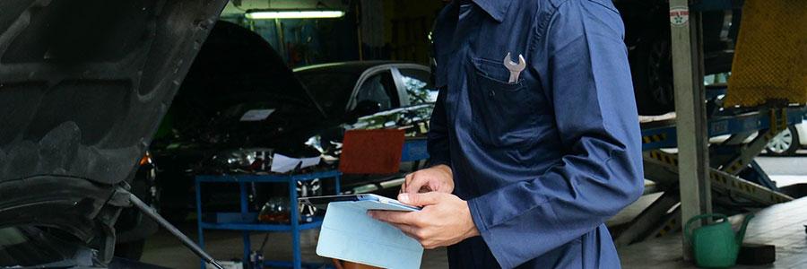 révision automobile