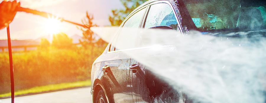 Estétic' auto : le lavage de votre voiture intérieur et extérieur