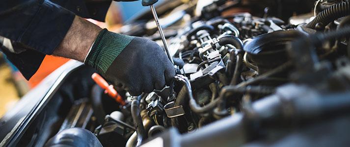 Atelier mécanique - Garage Renault à Beugnies