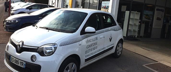 Les services plus Renault Beugnies