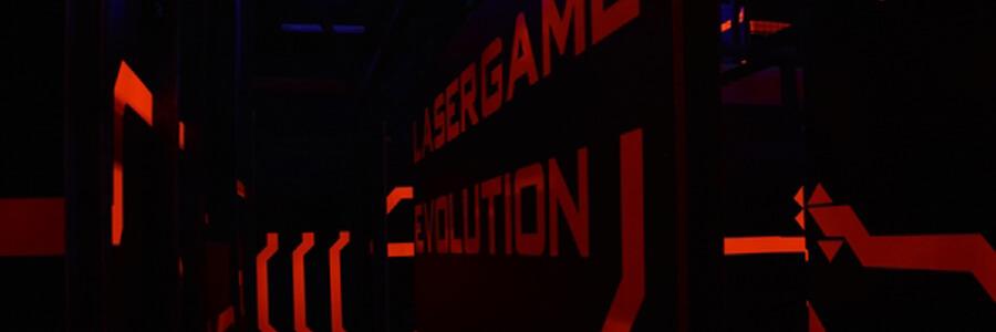 La session de jeu laser game
