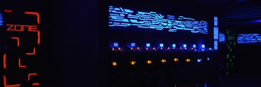 Les règles du laser game