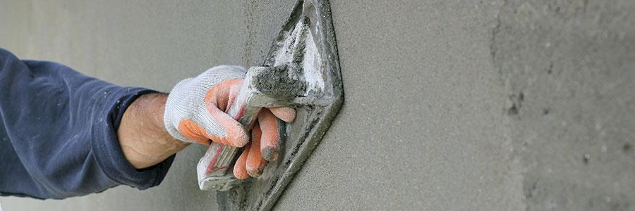 Le revêtement et la finition de la rénovation