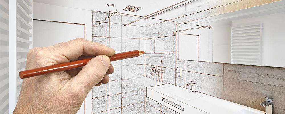 Les atouts d'une salle de bains sur-mesure