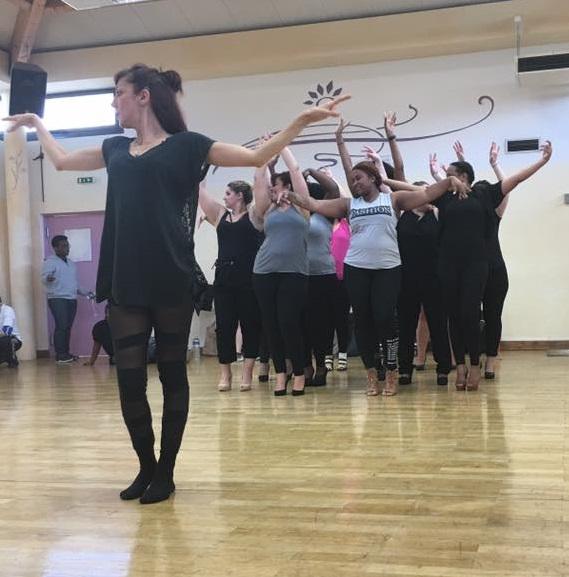 La danse Hip Hop à Beaumont-sur-Oise