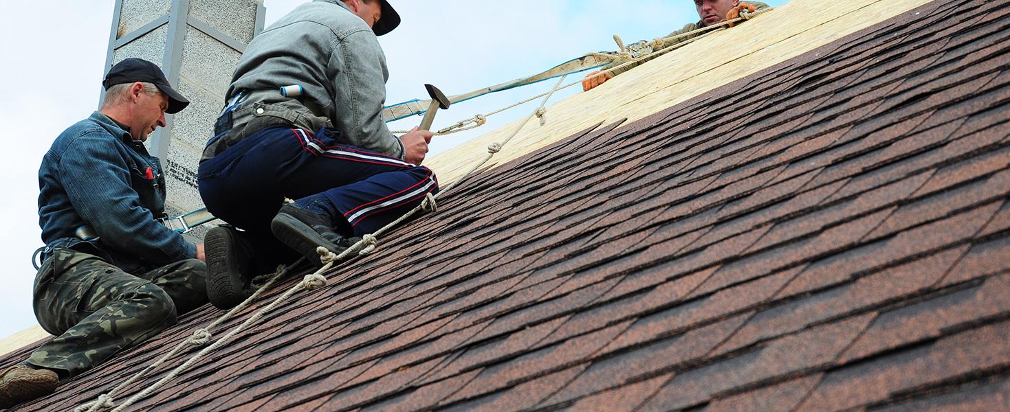 Travaux d'entretien toiture à Ferrière-la-Grande (Nord)