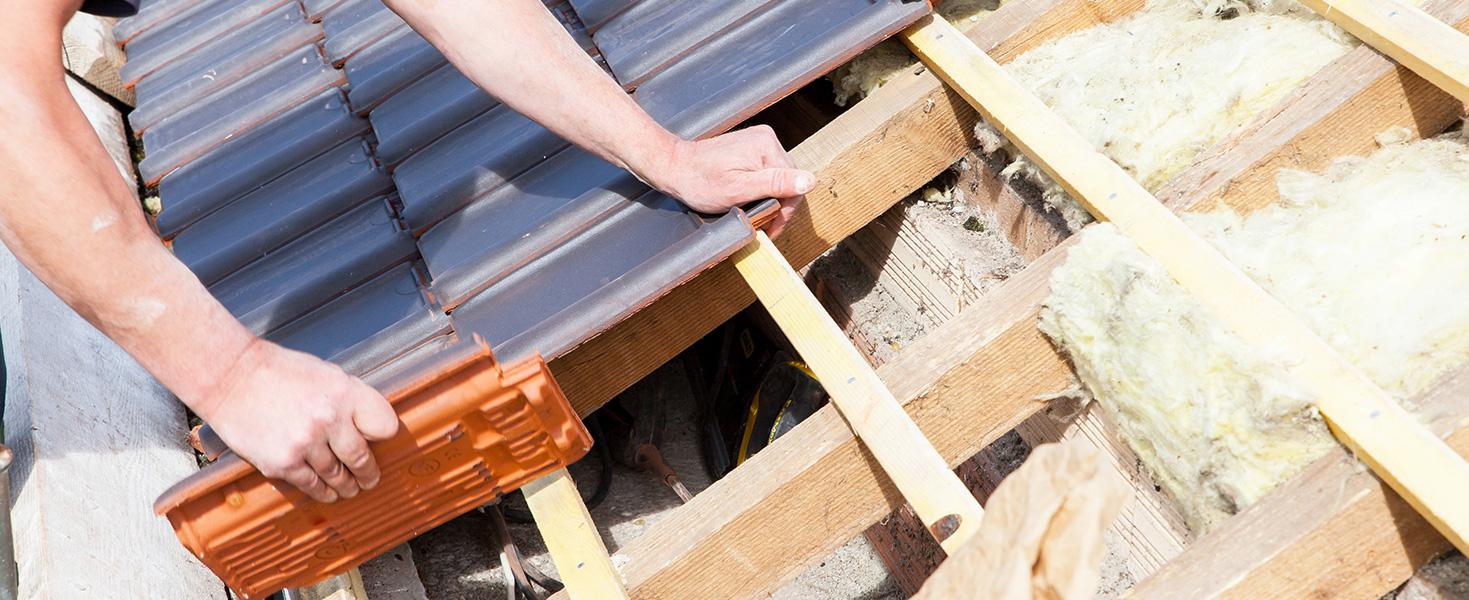 Travaux de réparation toiture à Ferrière-la-Grande (Nord)