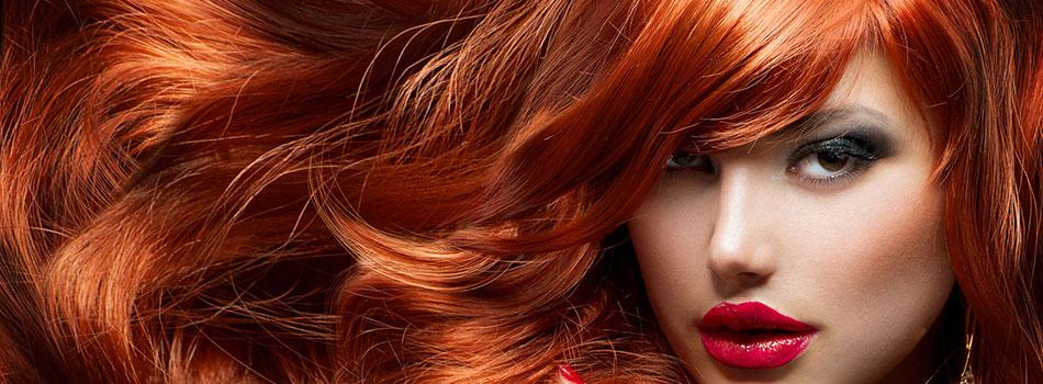 Les techniques de coloration de cheveux