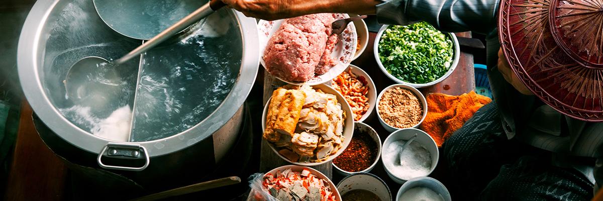 Qu'est-ce qui fait la spécificité de la cuisine thaïlandaise?