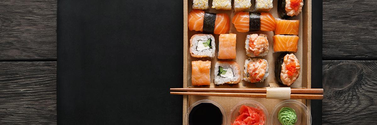 Une livraison sushi rapide et un service au top à Arpajon