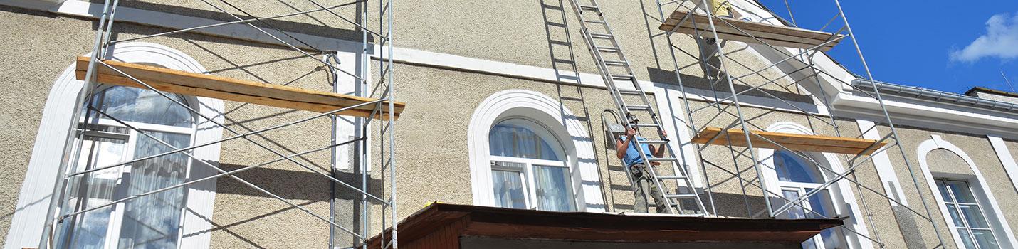 Travaux de ravalement de façade à Montesson – SWA Couvreur