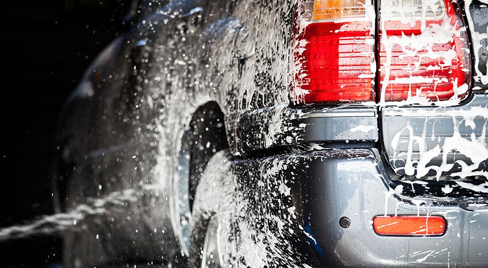 Lavage intérieur et extérieur, tous types de véhicules
