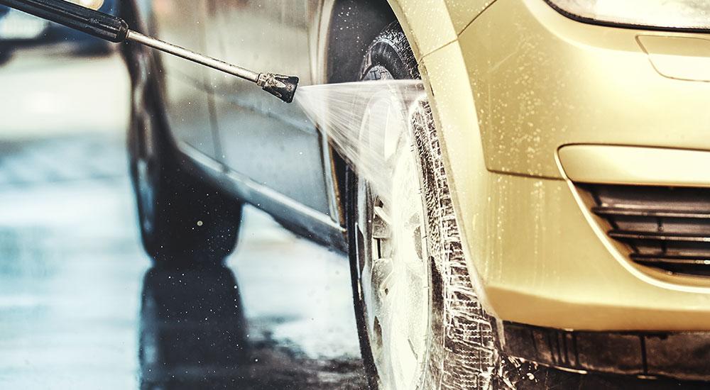 L'entretien et le nettoyage extérieur