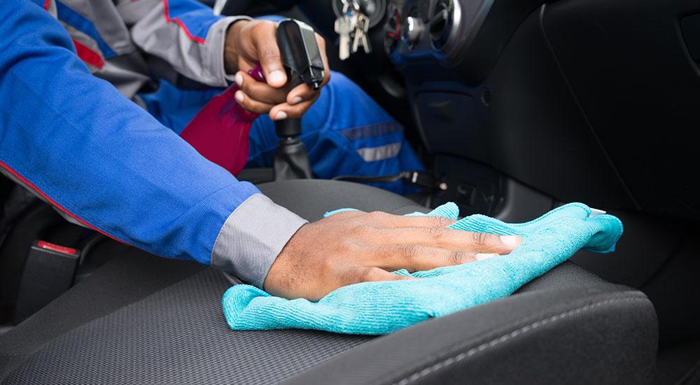 L'entretien et le nettoyage des tissus