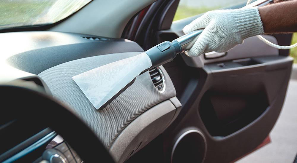 Tarifs lavage automobile intérieur