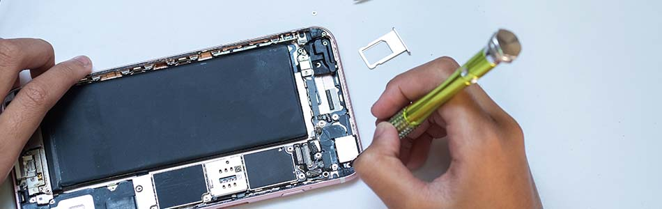 diagnostic iPhone