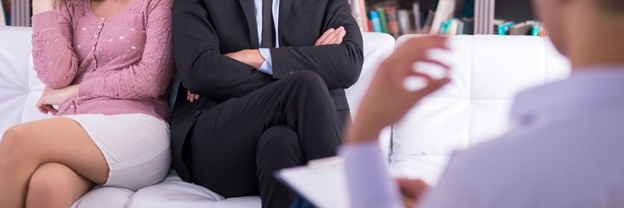 La procédure de divorce en contentieux