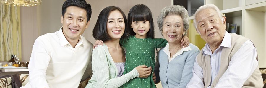 Le droit des grands-parents