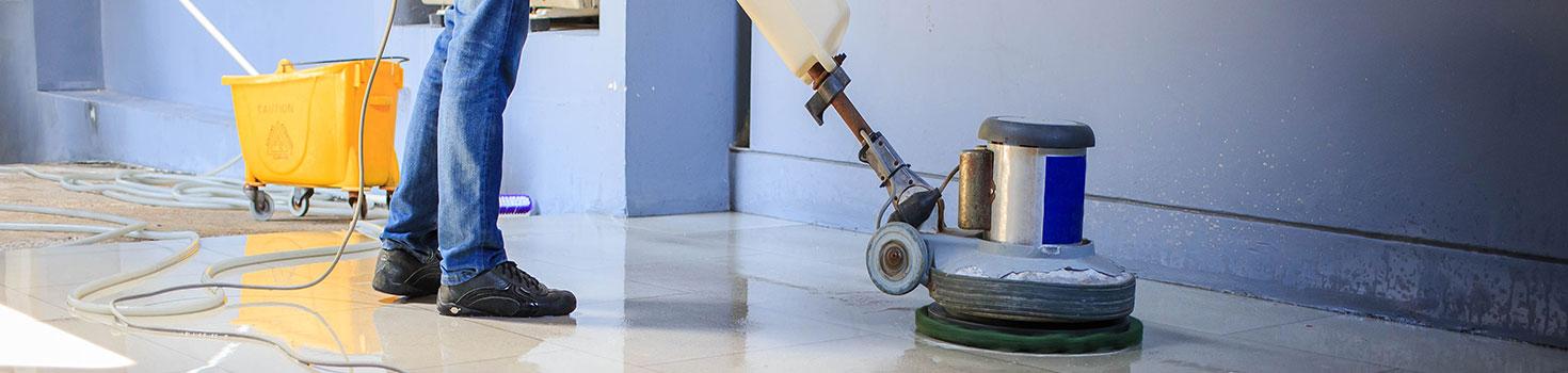 Le nettoyage industriel