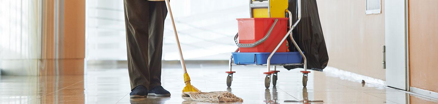 Nettoyage d'immeuble et copropriété à Lyon – SERVICES 69