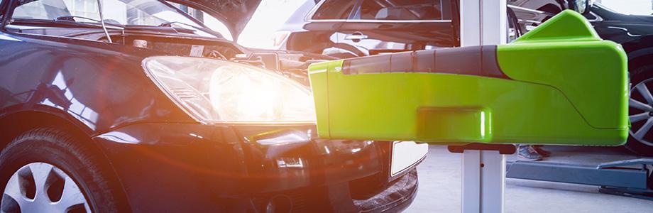 Atelier éclairage - Garage automobile à Fleurus