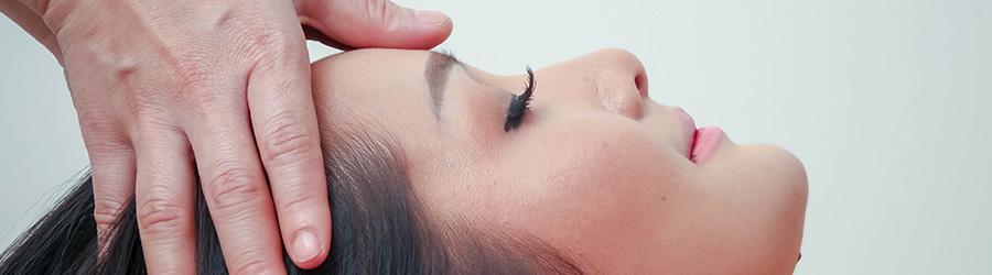 Le massage fusion dos, tête et ventre