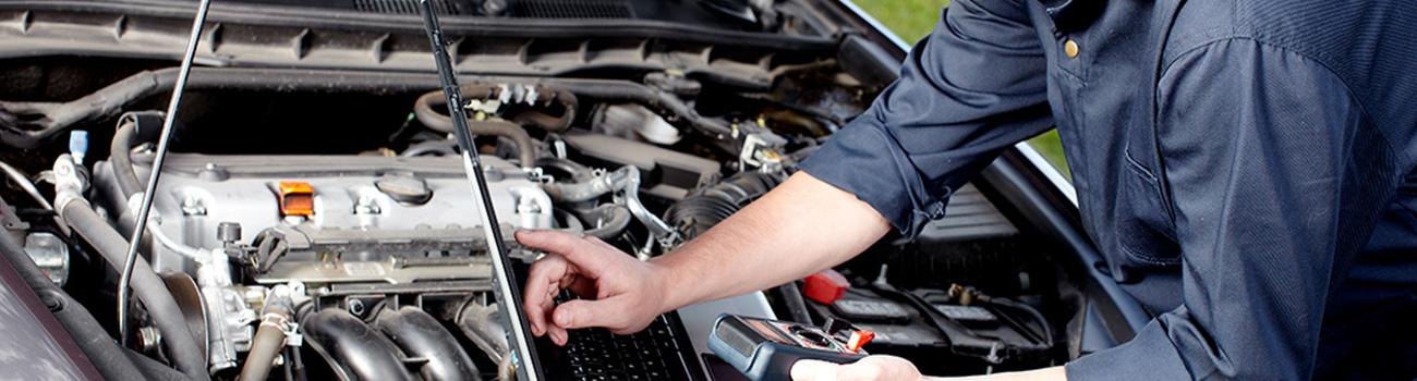Entretien et réparation de véhicule