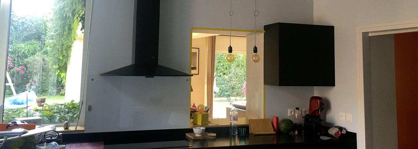 Travaux de cuisine – Société du bâtiment à Wattignies