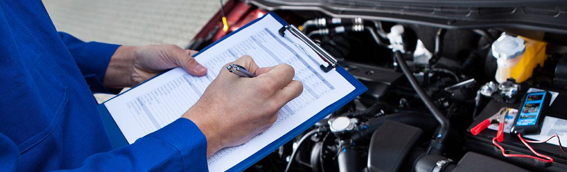 La révision automobile